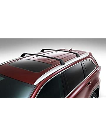 BRIGHTLINES 2014-2019 Toyota Highlander Cross Bars Roof Racks (Highlander XLE Limited & SE