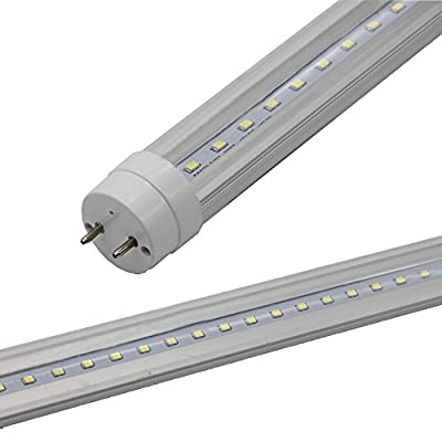 T8 LED tube for 3 feet 35 inches 14W 72pcs LED 6000K for the white 1400 lumens, 50,000 hours UL DLC plug double surface connection 5 years warranty Energy saving%80