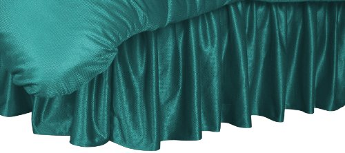 Sports Coverage Nfl Miami Dolphins Bedskirt, Queen