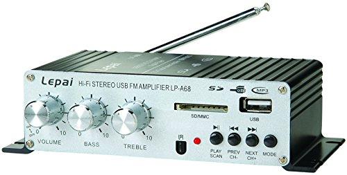 Lepai LP A68 Digital Amplifier Remote product image
