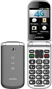 Aspera Flip Phone F40 (Titanium)
