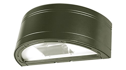 WCM - Bronze 15W HID HPS Stargazer Full Cutoff Wallpack Light Fixture