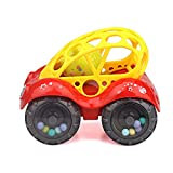 ZHFUYS Rattle & Roll Car,3 to 24 Months Baby Toys