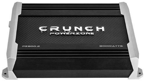 Saleen Body Mustang (Crunch PZ800.2 Powerzone Car Amplifier)