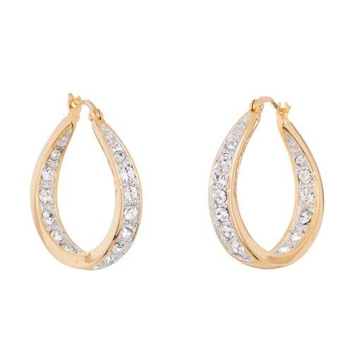 Buy annaleece glowing hoop earrings