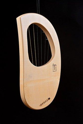 Auris - Pentatonic Children's Harp - Seven (7) Strings