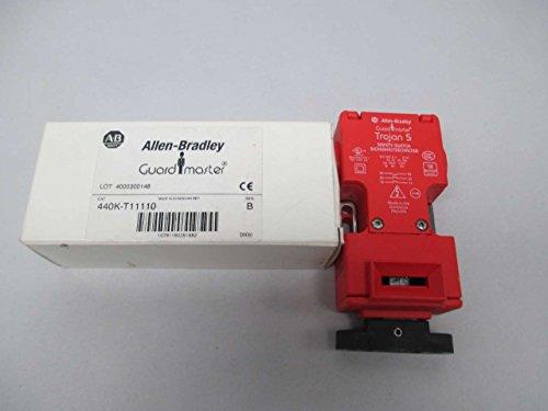 - NEW ALLEN BRADLEY 440K-T11110 GUARDMASTER TROJAN 5 SAFETY SWITCH SER B D368791