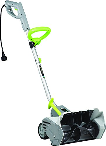 "Earthwise SN70016 Electric Corded 12Amp Snow Shovel, 16"" Width, 430lbs/Minute"
