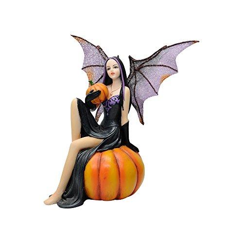 Pumpkin Halloween Figurines - Comfy Hour 6