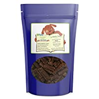 A Mutts Story Bite Size Pieces of Naturally Slow Smoked Gourmet Beef Sausage Dog Jerky Treats | Gluten Free, No Corn or Soy | Crafted in Small Batches Soft Dog Treats Made in the USA Only | 1lb