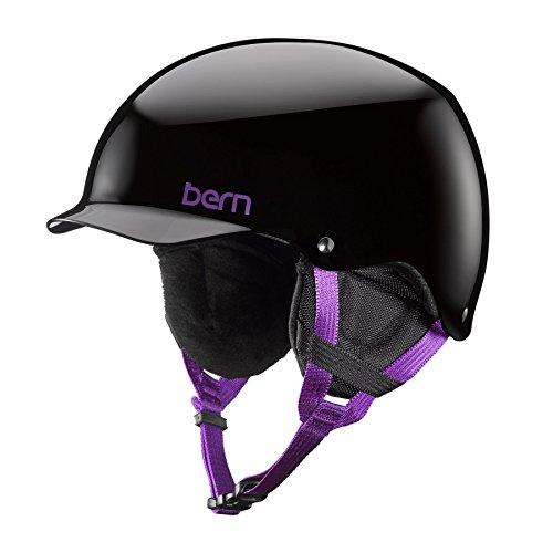 Bern Muse - BERN Team Muse EPS Helmet - Women's Gloss Black, S