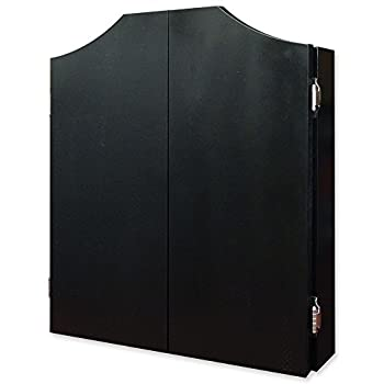 Image of Cabinets Dart World 47233 Black Dart Cabinet