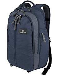 Victorinox Altmont 3.0 Vertical-Zip Laptop Backpack,  Navy,  One Size