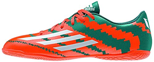 10 Adidas Football Indoor De Chaussures Messi 4 Enfants Junior zqIZEzw5x