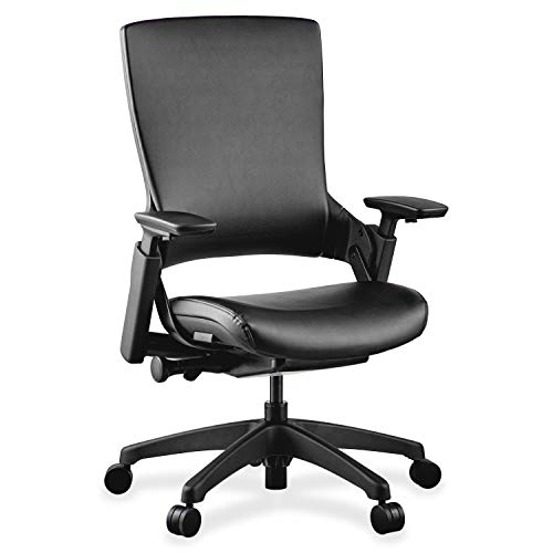 Lorell 59529 Serenity Chair, Black
