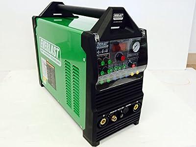 2017 Everlast PowerPro 205Si 200a AC DC TIG 50a Plasma Cutter Multi Process Welder