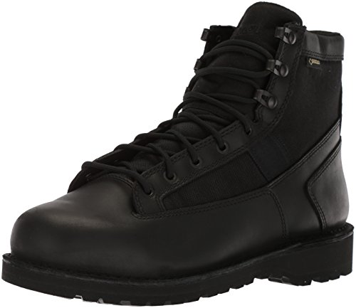 Danner Men's Stalwart 6'' Military and Tactical Boot, Black, 12 2E US by Danner
