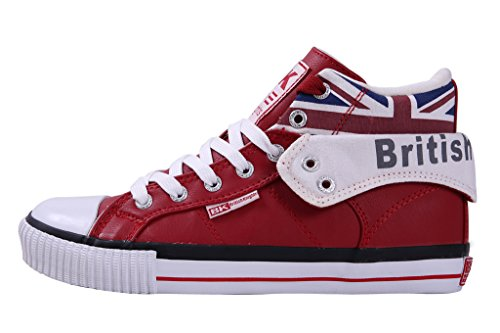 British Knights Roco Women's High-Top Sneaker