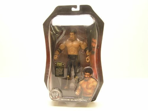 Jakks Pacific WWE Wrestling Ruthless Aggression Series 18 Eddie Guerrero Action Figure