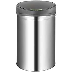 Jago cubo de basura autom tico de cocina con sensor de - Cubo de basura con sensor ...