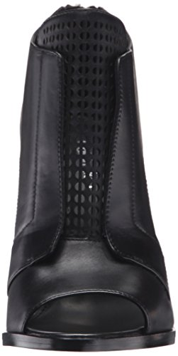 Dress Black Women's Klein Sandal Calvin Kissa q0tXXw