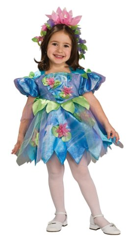[Child's Costume, Water Lily Fairy Costume] (Lily Pad Costume)