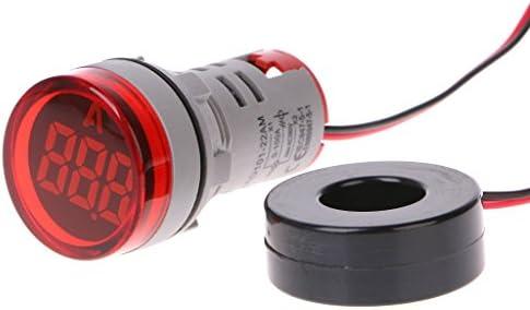 CA 220 V 100 A Medidor de corriente 22 mm amper/ímetro digital 0 PINH