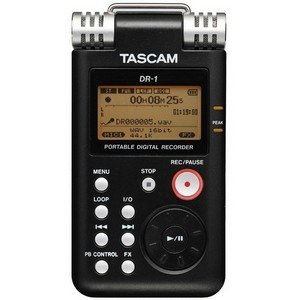 Tascam DR-1 Portable Solid State Recorder