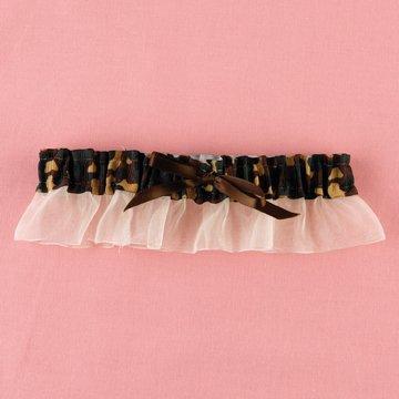 Hortense B. Hewitt Womens Desert Camouflage Wedding Garter, - Discount Wedding Garters