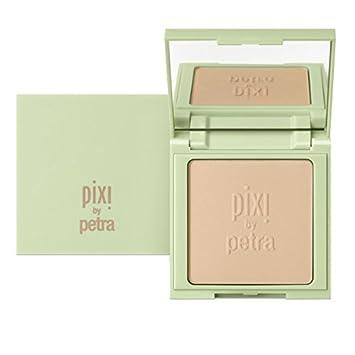 Pixi Color Correcting Powder Foundation, Cream, 0.28 Ounce