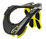 Alpinestars Men's Bns Tech-2, Black Yellow
