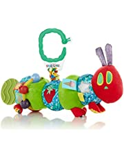 "KIDS PREFERRED 966180 World of Eric Carle, The Very Hungry Caterpillar Activity Toy, Caterpillar 12"" X 5"" X 3"""