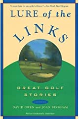 Lure of the Links: Great Golf Stories Paperback