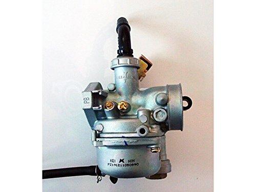 carburetor choke lever - 4