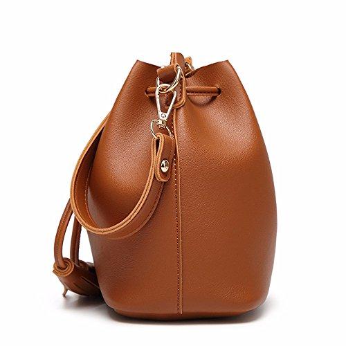 gray tassel sac mesdames occasionnels Brown sac sac 2018 PYf7qw