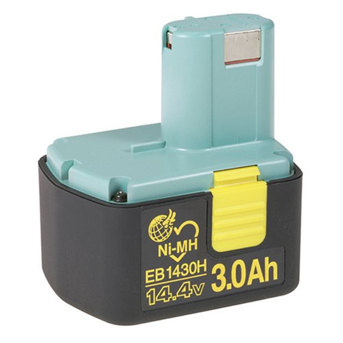Hitachi EB1430H 14.4 Volt NiMh Hydride Battery 3.0 Ah