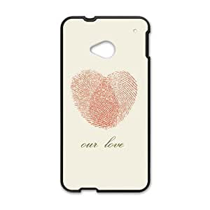 Creative Love Cell Phone Case For HTC M7