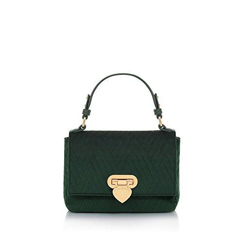 Pandorine Him - Crossed Green Woman Bag