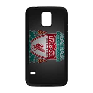 Liverpool Logo Samsung Galaxy S5 Cell Phone Case Black Phone cover E1357971