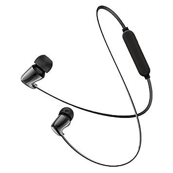 ZXzz Cerámica Bluetooth Auriculares Deportes Auriculares Inalámbricos Estéreo Auriculares Bluetooth para Teléfono Xiaomi iPhone Android iOS