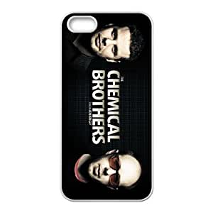 iPhone 5,5S cell phone cases White Chemical Brothers MN710239