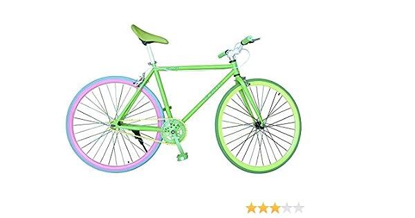 Wizard Industry Helliot Soho 5306 - Bicicleta Fixie, Cuadro de ...