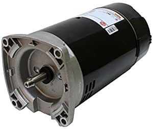 Nidec motor corporation eb843 electric motor for Us motors 1081 pool motor
