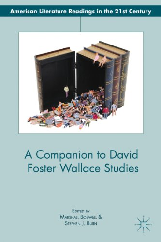 Download A Companion to David Foster Wallace Studies (American Literature Readings in the Twenty-First Century) Pdf