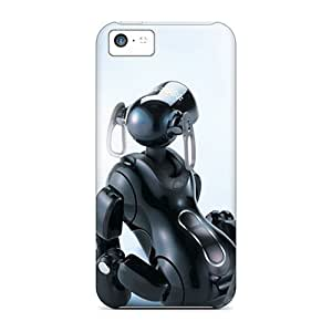 meilz aiaiFor ipod touch 5 Premium Cases Covers Robot Dog Protective Casesmeilz aiai