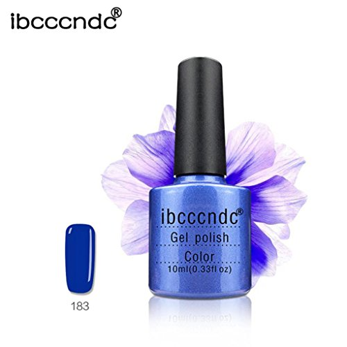 Oksale Ibcccndc 10ML Gel Nail Polish Nail Art Nail Gel Polis