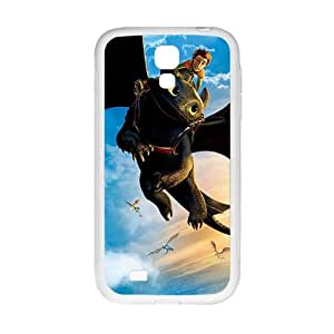 Monster bat and man Cell Phone Case for Samsung Galaxy S4