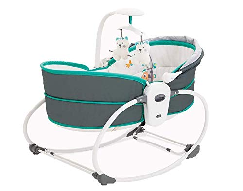 Fabulous Little Angel Rocking Chairs Baby Cradle Bed Automatic Machost Co Dining Chair Design Ideas Machostcouk