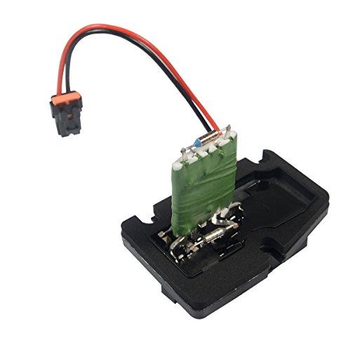 A-Premium HVAC A/C Blower Motor Resistor for Chevrolet Impala Monte Carlo Venture Oldsmobile Buick Pontiac Manual Temperature Control