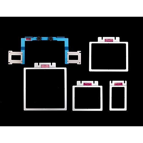 (Durkee Embroidery EZ Frames Kick Start Frame Combo for Brother PRS100 Persona)